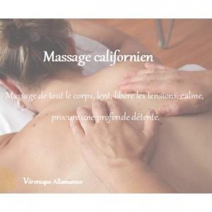 V. Allamanno massage californien